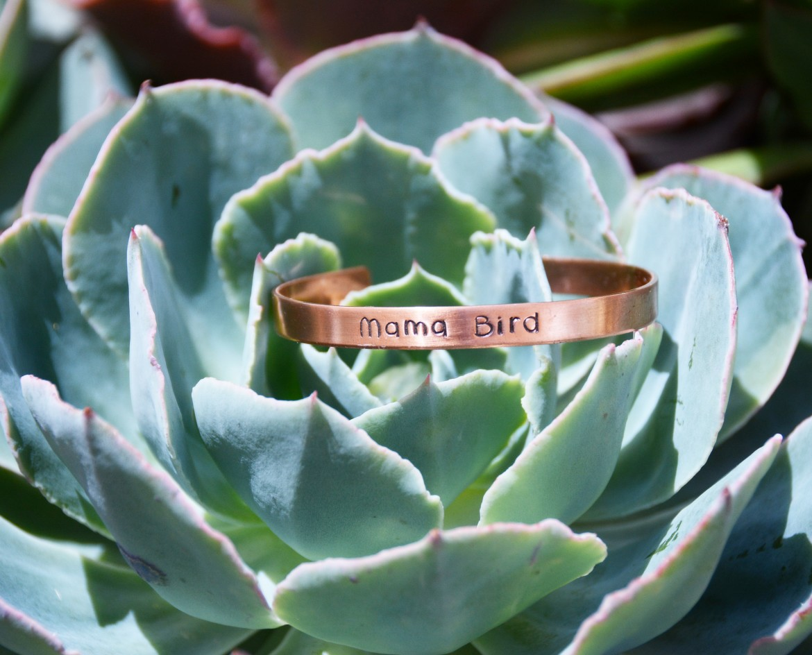 Hand Stamped Bracelet Workshop
