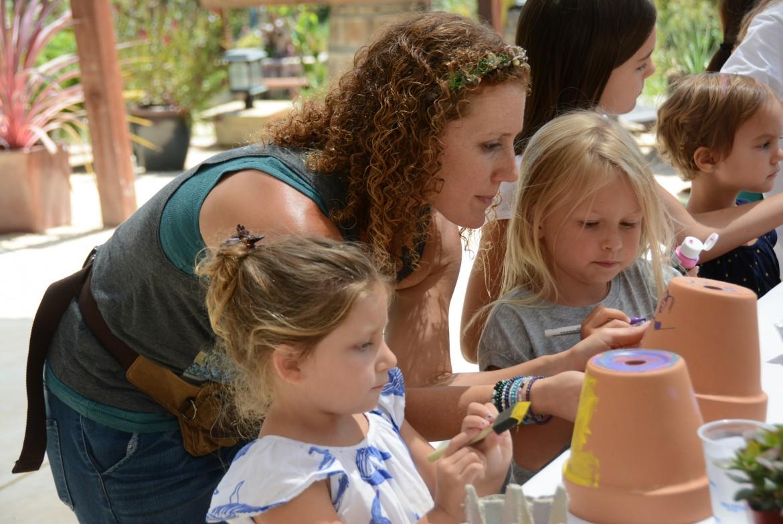 Kids Paint & Plant Workshop